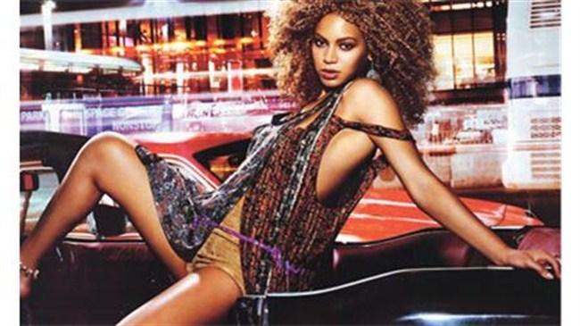 Beyonce'nin perukları